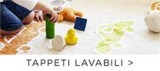 Tappeti Lavabili