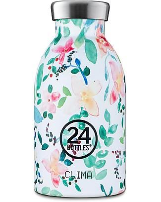 24Bottles Borraccia Termica Clima per Bambini, 330 ml - Little Buds null
