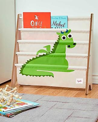 3 Sprouts Libreria Frontale Montessoriana per Bambini - Drago Verde Librerie
