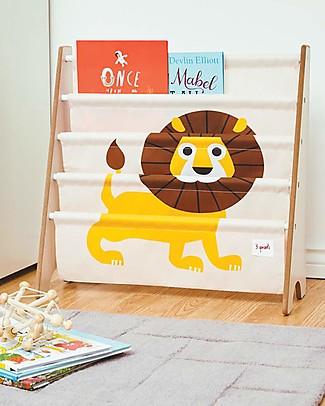 3 Sprouts Libreria Frontale Montessoriana per Bambini - Leone Giallo Librerie