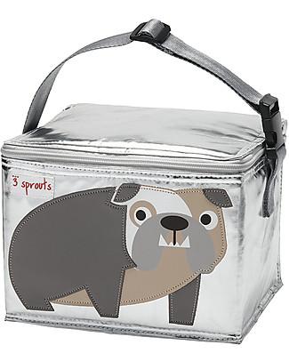 3 Sprouts Porta Pranzo Termico - Bulldog Borse Pic Nic