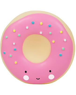 A Little Lovely Company Salvadanaio, Ciambella Donut - Rosa Salvadanai