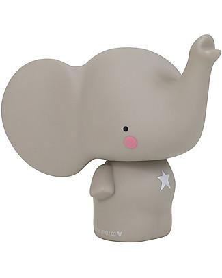 A Little Lovely Company Salvadanaio, Elefante - Grigio Salvadanai