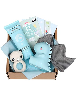 A Little Lovely Gift Box Set Regalo Nascita, Benvenuto! - Bambino - Extra Large Set regalo
