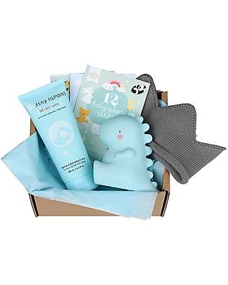 A Little Lovely Gift Box Set Regalo Nascita, Benvenuto! - Bambino - Medium Set regalo