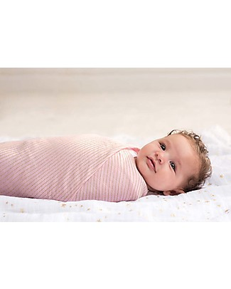 Aden & Anais Set 3 Copertine Swaddles Milleusi 120x120 cm - Primrose/Oro Metallic Collection- 100% Cotone Swaddles