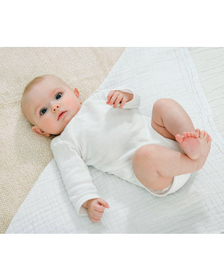 Aden & Anais Set 4 Copertine Swaddles - For the Birds - 100% Mussola di Cotone -  Copertine Swaddles