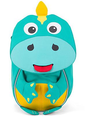 Affenzahn Zainetto 1-3 anni, Dirk il Dinosauro - Eco-friendly e giocoso! Zainetti