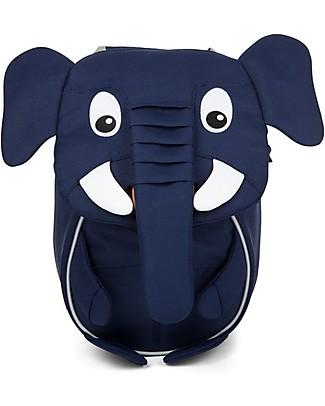 Affenzahn Zainetto 1-3 anni, Emil l'Elefante - Eco-friendly e giocoso! Zainetti