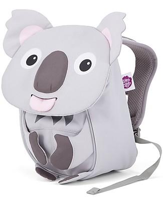 Affenzahn Zainetto 1-3 anni, Karla il Koala - Eco-friendly e giocoso! Zainetti