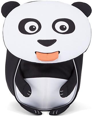 Affenzahn Zainetto 1-3 anni, Peer il Panda - Eco-friendly e giocoso! Zainetti