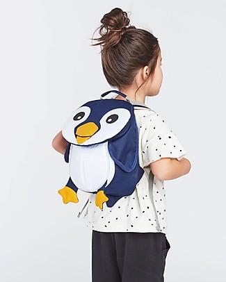 Affenzahn Zainetto 1-3 anni, Pepe il Pinguino - Eco-friendly e giocoso! Zainetti