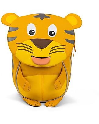 Affenzahn Zainetto 1-3 anni, Tigre Timmi - Eco-friendly e Giocoso! null