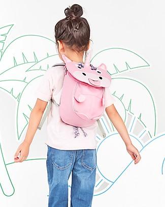 Affenzahn Zainetto 1-3 anni, Ulrike l'Unicorno - Eco-friendly e giocosa! Zainetti