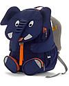 Affenzahn Zainetto 3-5 anni, Elefante Elias - Ideale per l'asilo e Eco-Friendly! Zainetti