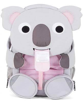 Affenzahn Zainetto 3-5 anni, Kimi il Koala - Perfetto per l'Asilo ed Eco-Friendly! Zainetti