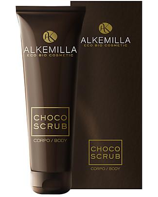 Alkemilla Bio Choco Scrub Corpo - 250 ml Creme e Olii