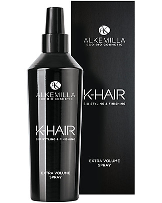 Alkemilla Bio Spray Extra Volume, K-Hair - 250 ml Bagno Doccia Shampoo