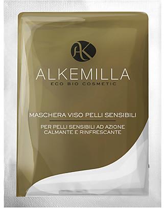 Alkemilla Maschera per Pelli Sensibili - 20 ml Viso