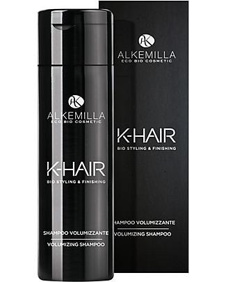 Alkemilla Shampoo Volumizzante, K-Hair - 250 ml Bagno Doccia Shampoo