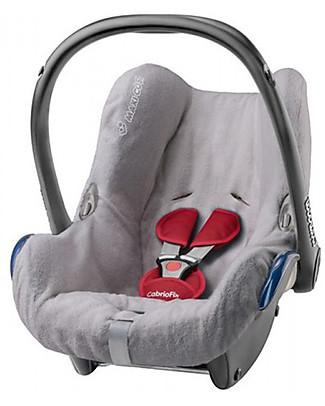 Bébé Confort Fodera Estiva per Seggiolino Auto Cabriofix - Tiene al Fresco il tuo Bambino! Accessori Seggiolini Auto