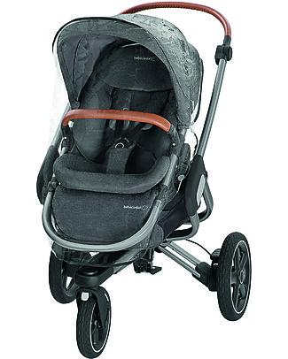 Bébé Confort Passeggino Nova 3 Ruote, Sparkling Grey - Fino a 3,5 anni, si chiude da solo! Sistemi Combinabili per Trio