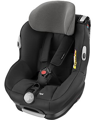 Bébé Confort Seggiolino Auto Gruppo 0/1+ Opal, Black Raven – Da 0 a 4 anni! Seggiolini Auto