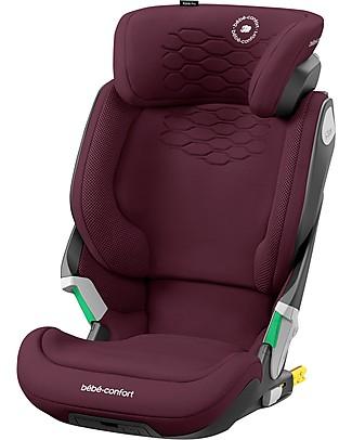 Bébé Confort Seggiolino Auto Kore Pro i-Size, Rosso, con Luce ClickAssist - da 3,5 a 12 anni! Seggiolini Auto Bimbi Grandi