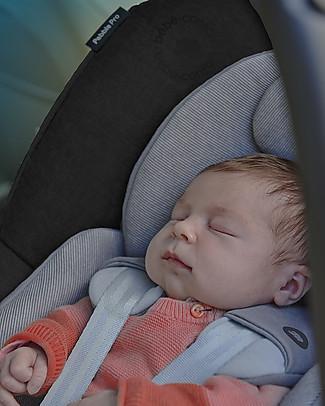 Bébé Confort Seggiolino Auto Pebble Pro i-Size, Sparkling Grey - Da 0 a 12 mesi, Sicurezza i-Size Sistemi Combinabili per Trio