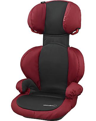 Bébé Confort Seggiolino Auto Rodi SPS, Pepper Black - Da 3,5 a 12 anni, Omologato ECE R44/04 Seggiolini Auto