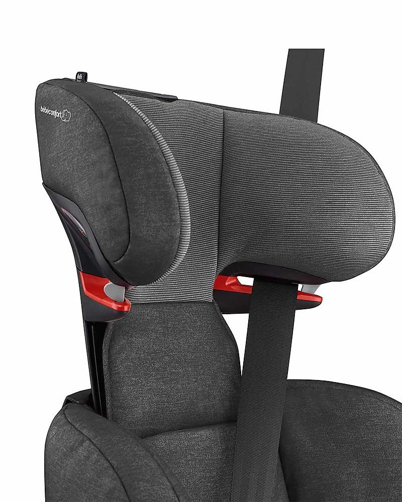 b b confort seggiolino auto rodifix airprotect nomad black da 3 5 a 12 anni side protection. Black Bedroom Furniture Sets. Home Design Ideas