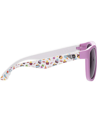Babiators Occhiali da Sole Navigator, Sweet Treats - 100% Protezione UV - GARANZIA 1 ANNO Lost&Found Occhiali