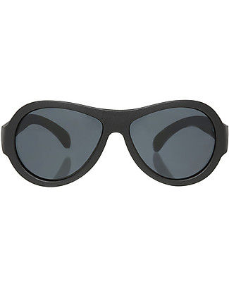 Babiators Occhiali da Sole Original Aviators, Nero Black Ops - 100% Protezione UV Occhiali