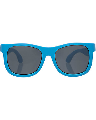 Babiators Occhiali da Sole Original Navigators, Azzurro Blue Crush - 100% Protezione UV Occhiali