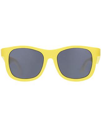 Babiators Occhiali da Sole Original Navigators, Giallo Hello Yellow - 100% Protezione UV - GARANZIA 1 ANNO Lost&Found Occhiali