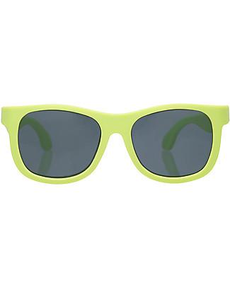 Babiators Occhiali da Sole Original Navigators, Limone Sublime Lime - 100% Protezione UV Occhiali