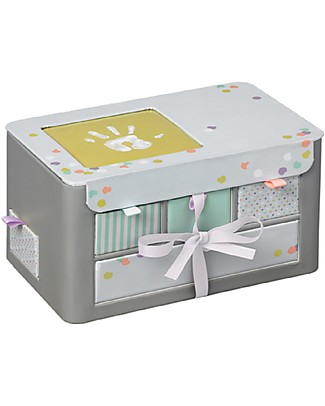 Baby Art Baby Art Treasures Box Album Dei Ricordi
