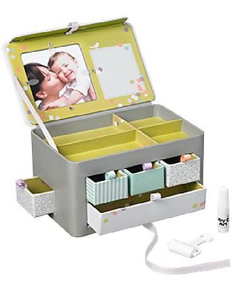 """Baby Art Baby Art """"Treasures Box"""" - Cofanetto per Conservare i Ricordi più Belli! Album Dei Ricordi"""