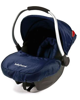 Baby Home Seggiolino Auto - Egg0+ - Blu Navy Seggiolini Auto