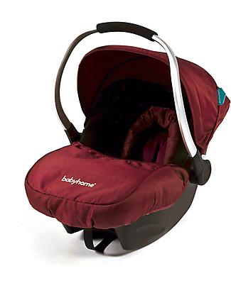 Baby Home Seggiolino Auto - Egg0+ - Rouge Seggiolini Auto