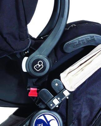 Baby Jogger Adattatore Universale per seggiolino auto  Accessori Seggiolini Auto