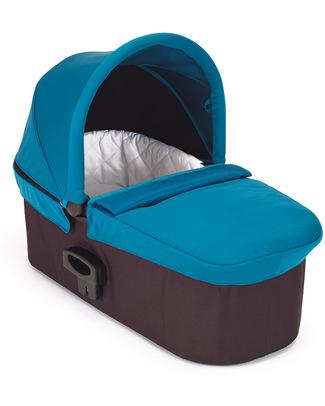 """Baby Jogger Navicella Carrozzina """"Deluxe"""" - Blu Mare - per Mini City 3, Mini GT, City Elite, City Select e Summit X3! Sistemi Combinabili"""