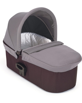 """Baby Jogger Navicella Carrozzina """"Deluxe"""" - Grigio - per Mini City 3, Mini GT, City Elite, City Select e Summit X3! Sistemi Combinabili"""