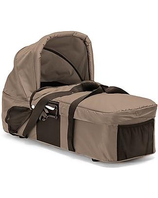 Baby Jogger Navicella Carrozzina Compact per passeggino City Mini 3/GT - Sabbia Carrozzine e Navicelle