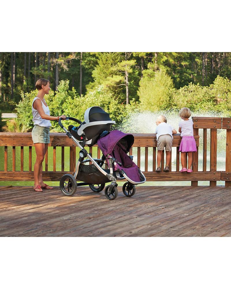 Baby Jogger OUTLET- Passeggino City Select® Combinabile - Nero - UN ...