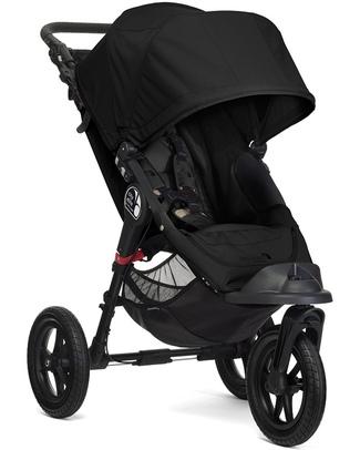 Baby Jogger Passeggino City Elite - Nero - Per tutti i terreni! Si chiude con una mano Sistemi Combinabili per Trio