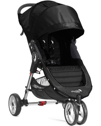 Baby Jogger Passeggino City Mini™ 3 - Nero/Grigio - Leggero e compatto - Si chiude con una mano! Passeggini Leggeri