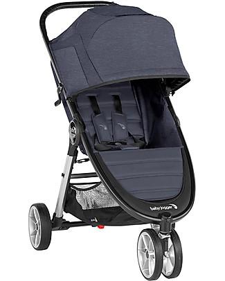 Baby Jogger Passeggino City Mini 2, Carbon - 3 ruote, ideale per la Città! Passeggini Leggeri