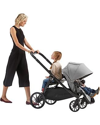 Baby Jogger Pedana con seduta per Passeggino Convertibile Mono/Duo/Triplo City Select Lux Accessori