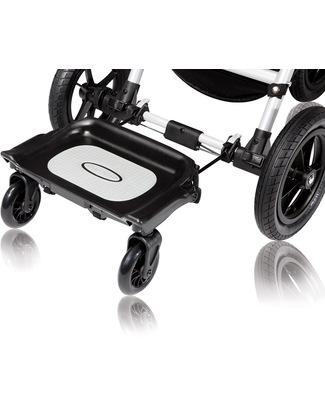 Baby Jogger Pedana Glider Board - Pieghevole e antiscivolo - per Mini City 3/GT, City Elite/Select e Summit X3 Accessori